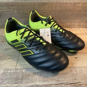 Adidas COPA 19.3 FG J Soccer Cleats Black Yellow